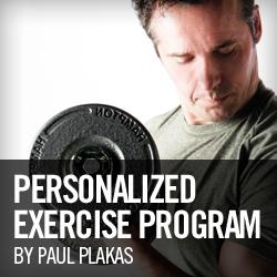 Personalized Exercise Program